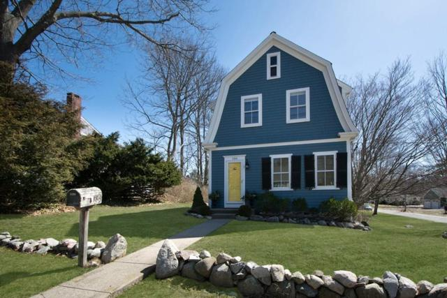 186 Pond Street, Cohasset, MA 02025 (MLS #72501354) :: Apple Country Team of Keller Williams Realty