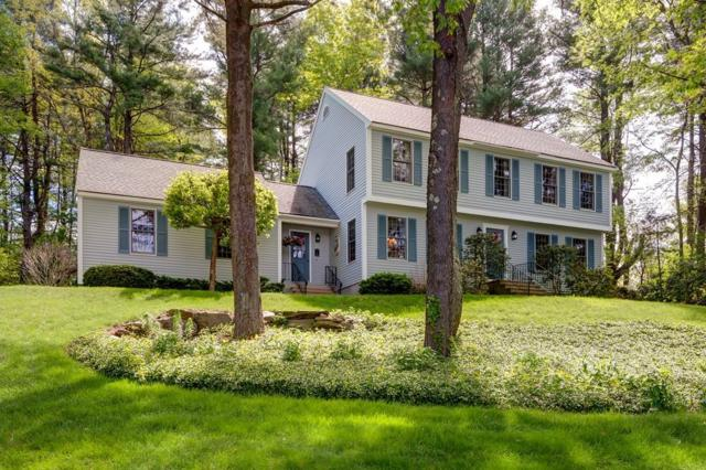 7 Pondville Ct., Auburn, MA 01501 (MLS #72501801) :: Apple Country Team of Keller Williams Realty