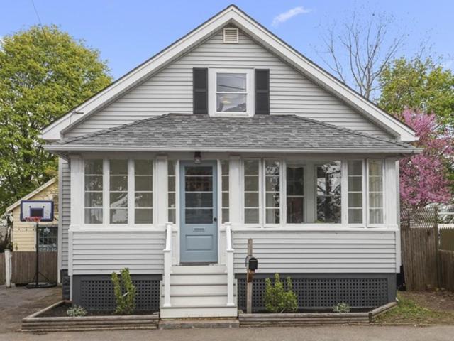 21 Highland Street, Salem, MA 01970 (MLS #72502034) :: EdVantage Home Group