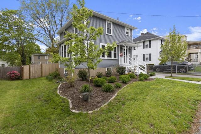 189 Roosevelt Ave, Norwood, MA 02062 (MLS #72502184) :: Trust Realty One