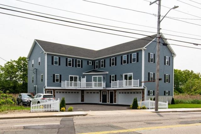 713 Sea Street #2, Quincy, MA 02169 (MLS #72502359) :: Westcott Properties