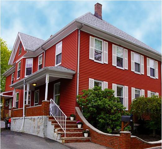 20 N Emerson Street #20, Wakefield, MA 01880 (MLS #72502499) :: Apple Country Team of Keller Williams Realty