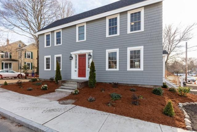 218 West St #2, Reading, MA 01867 (MLS #72502637) :: Apple Country Team of Keller Williams Realty