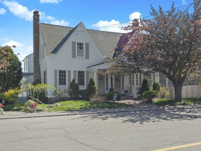 75 Elm St #75, Cohasset, MA 02025 (MLS #72502919) :: Apple Country Team of Keller Williams Realty