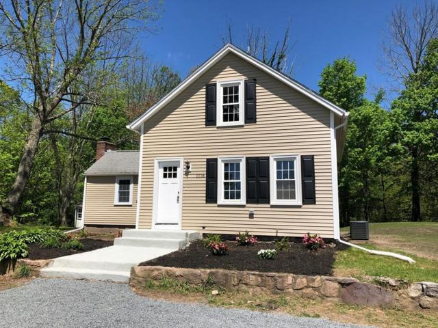 1116 West St, Wrentham, MA 02093 (MLS #72503913) :: Primary National Residential Brokerage