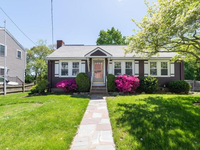 115 Adams Ave, Newton, MA 02465 (MLS #72505013) :: Trust Realty One