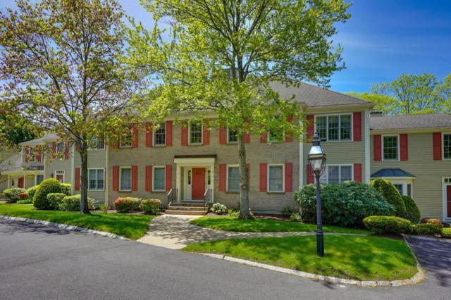 501 Lexington St #7, Waltham, MA 02452 (MLS #72505080) :: Vanguard Realty