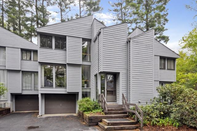 141 Butternut Hollow #8, Acton, MA 01718 (MLS #72505203) :: The Russell Realty Group