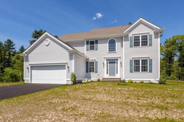 42 Magnolia Way, Bridgewater, MA 02324 (MLS #72505795) :: Sousa Realty Group