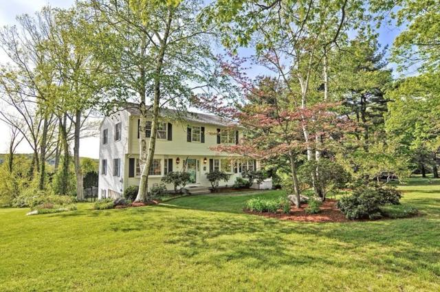 64 George Hill Road, Grafton, MA 01519 (MLS #72506287) :: Spectrum Real Estate Consultants