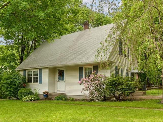 28 Maple St, Sterling, MA 01564 (MLS #72507442) :: Spectrum Real Estate Consultants
