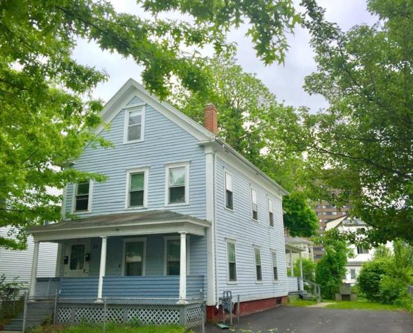 27 Blossom St, Worcester, MA 01609 (MLS #72509780) :: Exit Realty