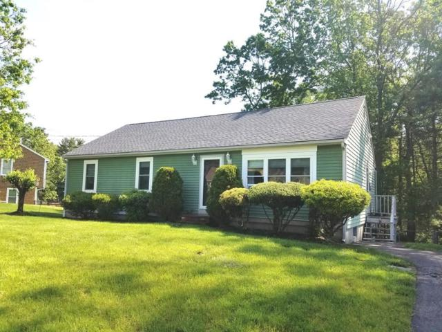 115 Brushwood Drive, Taunton, MA 02780 (MLS #72510312) :: Trust Realty One