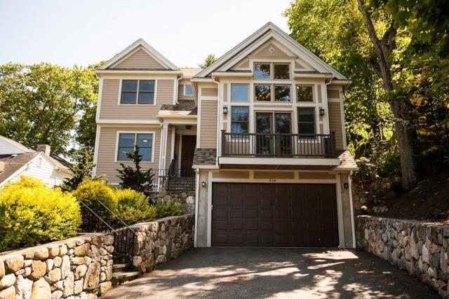 418 Homer St, Newton, MA 02459 (MLS #72513543) :: Kinlin Grover Real Estate