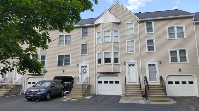 1541 Middlesex #26, Lowell, MA 01851 (MLS #72513638) :: Apple Country Team of Keller Williams Realty
