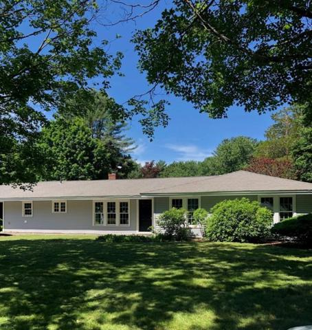 8 Michael Road, Hingham, MA 02043 (MLS #72516722) :: The Russell Realty Group