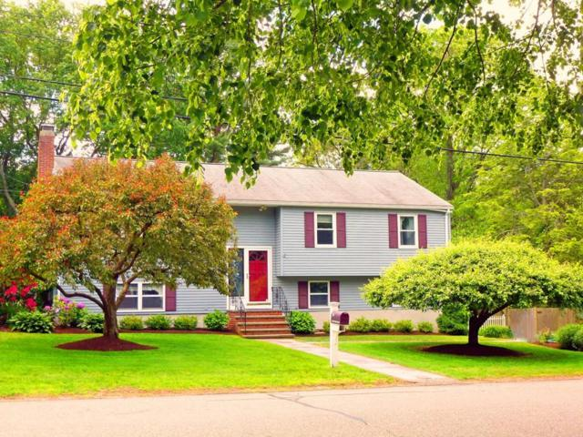 26 Tower Brook Rd, Hingham, MA 02043 (MLS #72516896) :: The Russell Realty Group