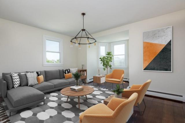 183 Prospect Street #3, Cambridge, MA 02139 (MLS #72517798) :: The Gillach Group