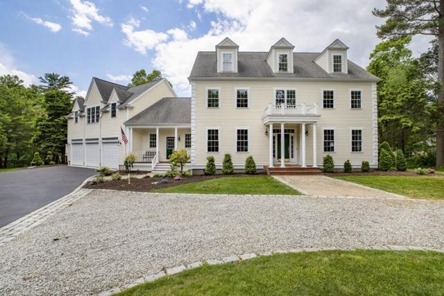 32 Cedar St, Cohasset, MA 02025 (MLS #72518813) :: Kinlin Grover Real Estate
