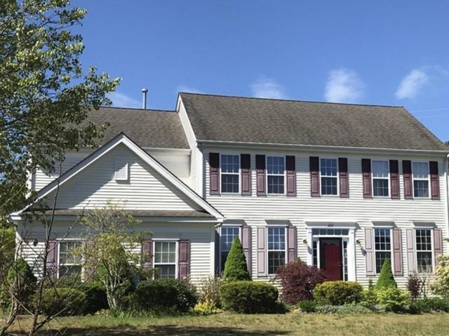 452 Raymond Rd, Plymouth, MA 02360 (MLS #72519120) :: Westcott Properties