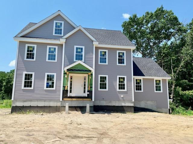 172 Greenwood Road, Andover, MA 10810 (MLS #72520800) :: Trust Realty One