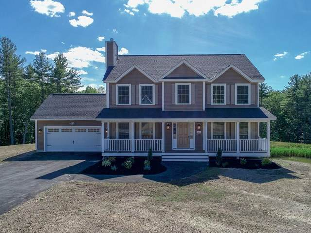 247 Woodland Way, Ayer, MA 01432 (MLS #72520875) :: Trust Realty One