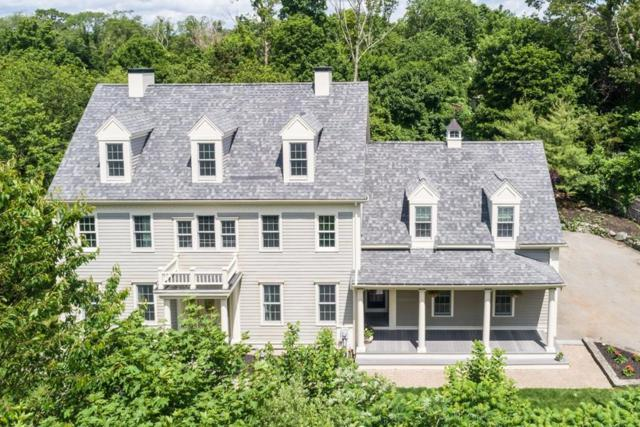 88 Wompatuck Road, Hingham, MA 02043 (MLS #72522332) :: The Russell Realty Group