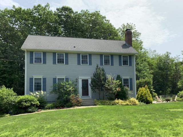 55 Campbell St, Rutland, MA 01543 (MLS #72523284) :: Apple Country Team of Keller Williams Realty