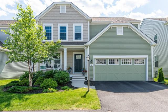 17 Skyhawk Circle, Weymouth, MA 02190 (MLS #72523944) :: The Russell Realty Group