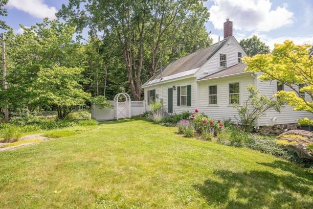 62 Still River Rd, Harvard, MA 01451 (MLS #72524205) :: Exit Realty