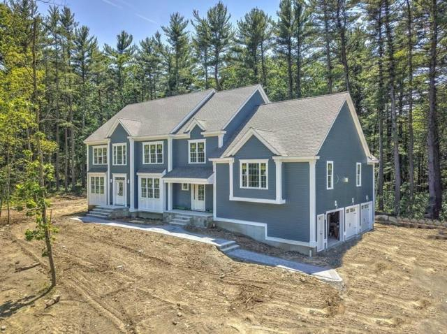 67 Molly Towne Rd, North Andover, MA 01845 (MLS #72525006) :: The Muncey Group