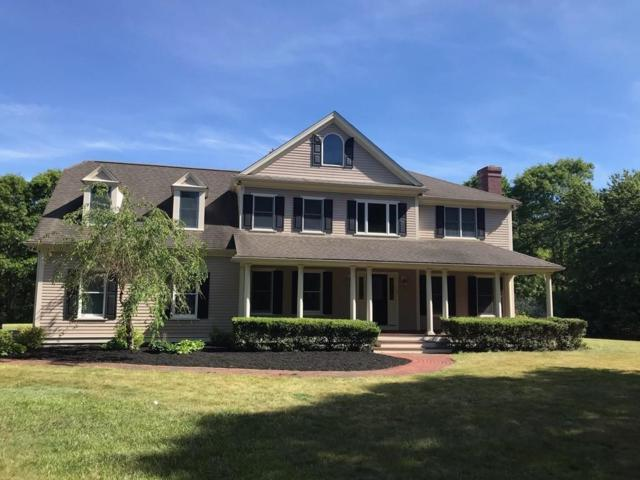 112 Fairview Lane, Plymouth, MA 02360 (MLS #72525367) :: Apple Country Team of Keller Williams Realty