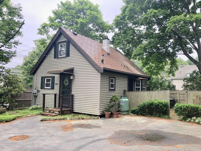 360 Essex Ave, Gloucester, MA 01930 (MLS #72525389) :: The Russell Realty Group