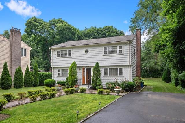 66 Simmons Ave, Belmont, MA 02478 (MLS #72525589) :: Vanguard Realty