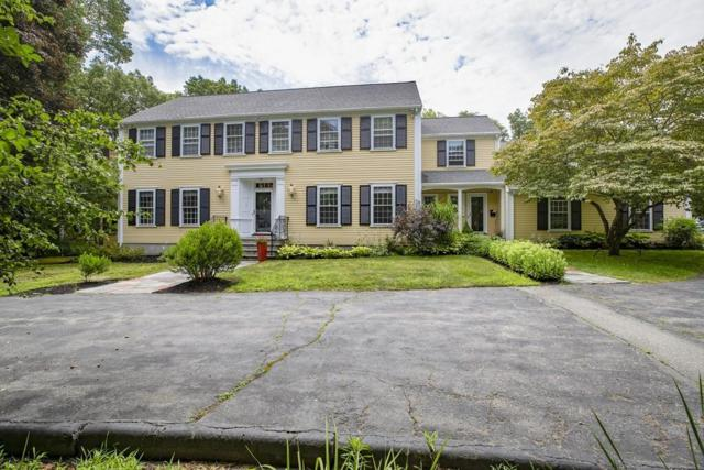 65 Parkwood Drive, Milton, MA 02186 (MLS #72526240) :: Kinlin Grover Real Estate