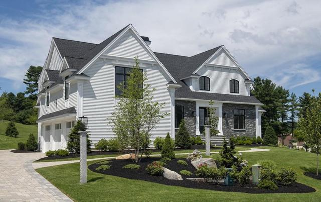 8 Trevino Circle, Andover, MA 01810 (MLS #72526507) :: Westcott Properties