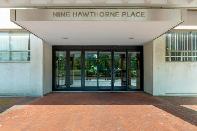 9 Hawthorne Place 6A, Boston, MA 02114 (MLS #72528263) :: Driggin Realty Group