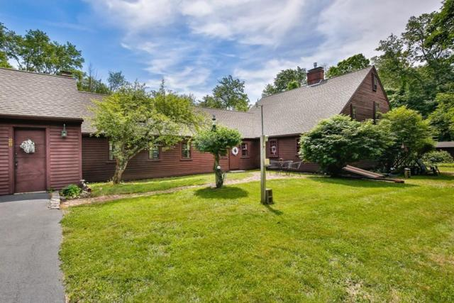 28 Lawrence Rd, Boxford, MA 01921 (MLS #72528354) :: The Gillach Group