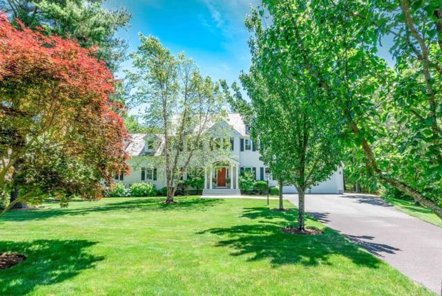 3 Hidden Oaks, Mashpee, MA 02649 (MLS #72528539) :: Kinlin Grover Real Estate