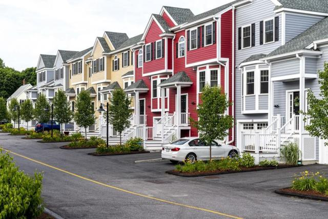 60 Lenox Street #4, Norwood, MA 02062 (MLS #72529617) :: Primary National Residential Brokerage