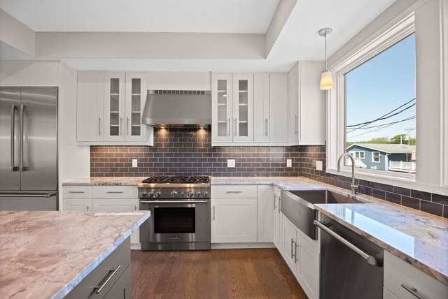 78 Thatcher #3, Gloucester, MA 01930 (MLS #72530869) :: Charlesgate Realty Group