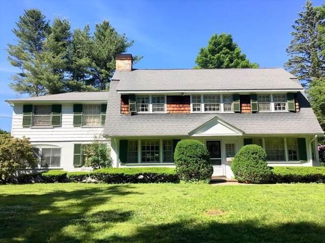 124 Plain Rd, Wayland, MA 01778 (MLS #72531158) :: The Duffy Home Selling Team