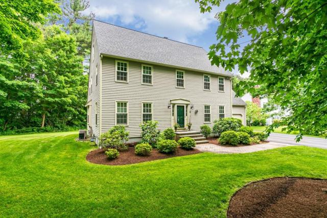 2 Marston Lane, Natick, MA 01760 (MLS #72532801) :: The Russell Realty Group