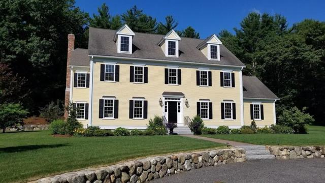 6 Billadell Rd., Stow, MA 01775 (MLS #72532971) :: Kinlin Grover Real Estate