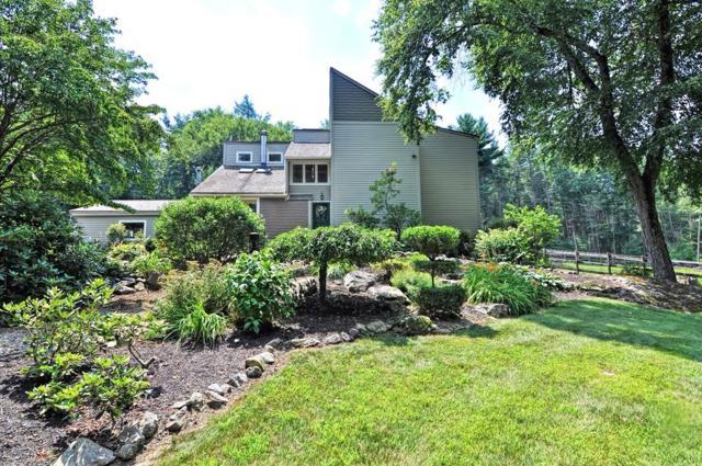 91 Warren Ave, Harvard, MA 01451 (MLS #72533157) :: Kinlin Grover Real Estate