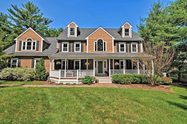17 Deerfield Dr, Medfield, MA 02052 (MLS #72533830) :: Trust Realty One