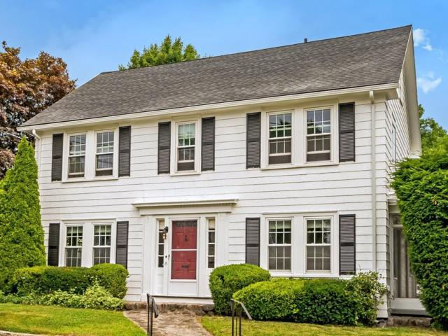 15 Oak Hill Road, Waltham, MA 02451 (MLS #72535564) :: The Russell Realty Group