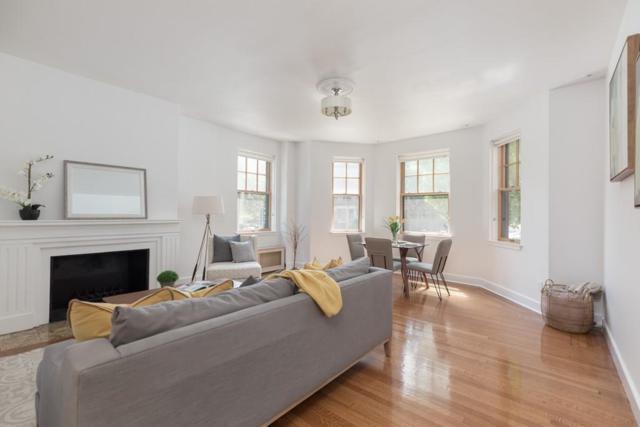 236 Beacon Street 2A, Boston, MA 02116 (MLS #72536056) :: Atlantic Real Estate
