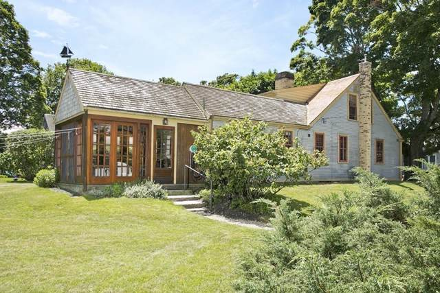8 Pond Street, Hingham, MA 02043 (MLS #72536310) :: Westcott Properties