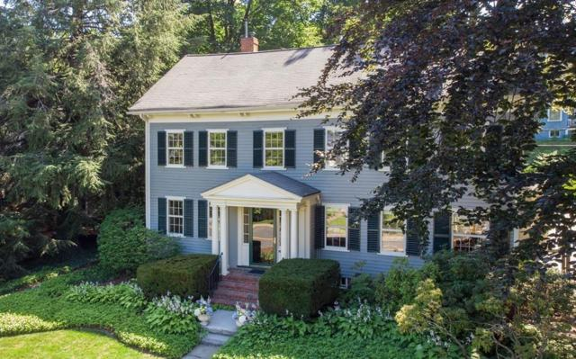 379 Main St, Winchester, MA 01890 (MLS #72536636) :: Apple Country Team of Keller Williams Realty